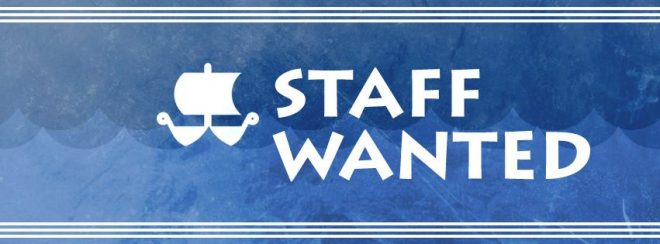 Staff Wanted